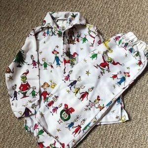 Grinch Pajamas